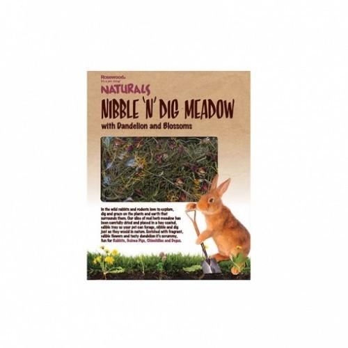 Taco de jardín para roedores Rosewood