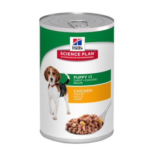 Hill's Canine Puppy Lata de Pollo