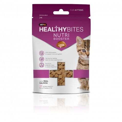 Snack Nutri Booster para gatos sabor Vario