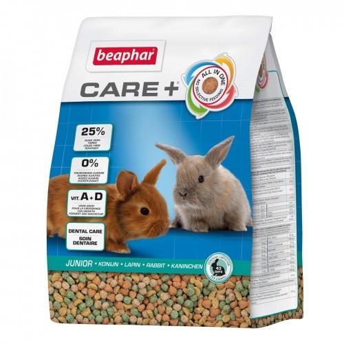 Pienso Care Plus para conejos