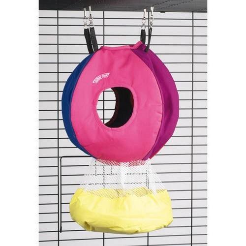 Cama para colgar con diseño de globo