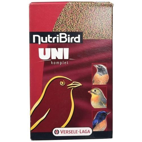 Mezcla completa NutriBird Uni Versele Laga para pájaros