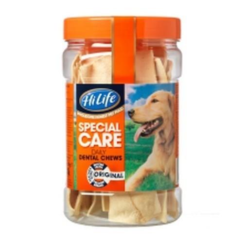 Tarro de 12 barritas dentales Daily Original para perros