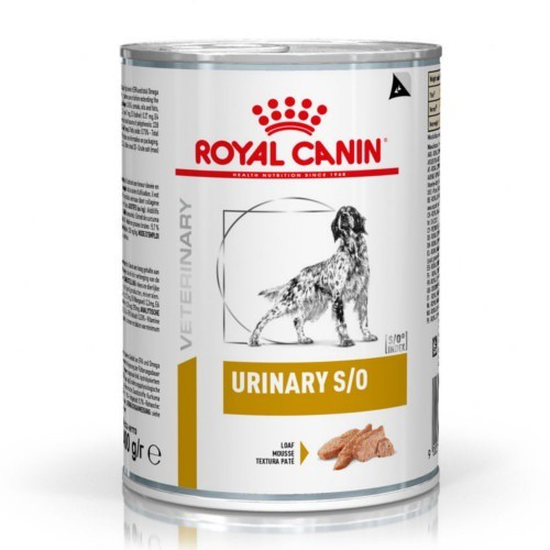 Royal Canin Canine Urinary S/O Húmedo Lata