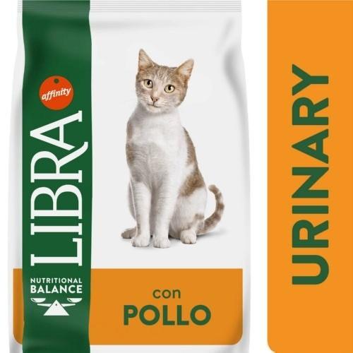 Libra Urinary con Pollo para gatos