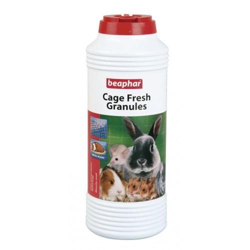 Ambientador en gránulos para jaulas Cage Fresh