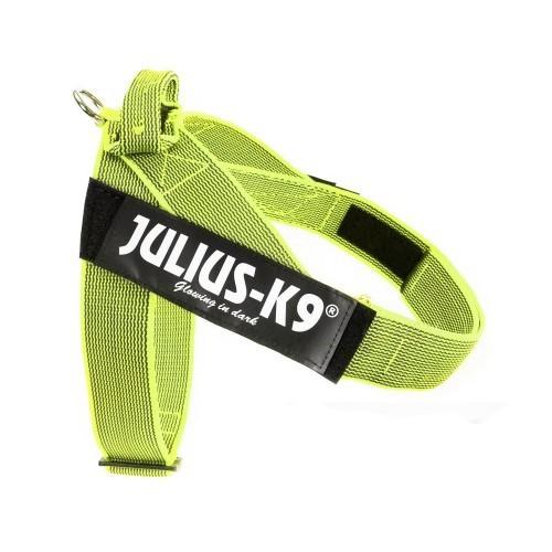 Arnés Julius K9 IDC Cinta Verde