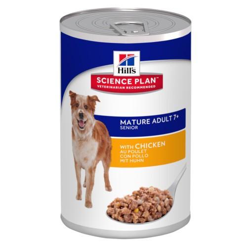 Hill's Canine Senior Lata de Pollo