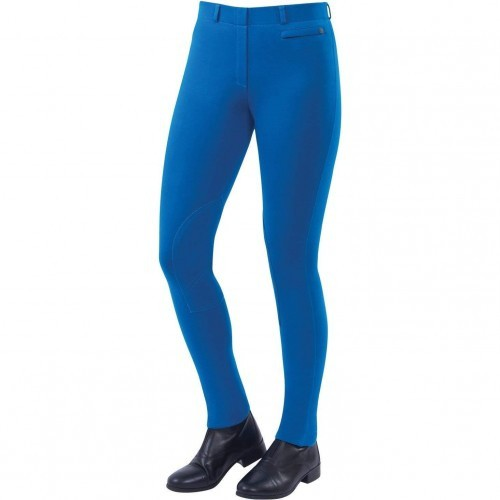Pantalón de equitación Supafit para mujer color Azul Mar