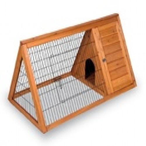 Caseta para conejos Gaun Toscana de madera