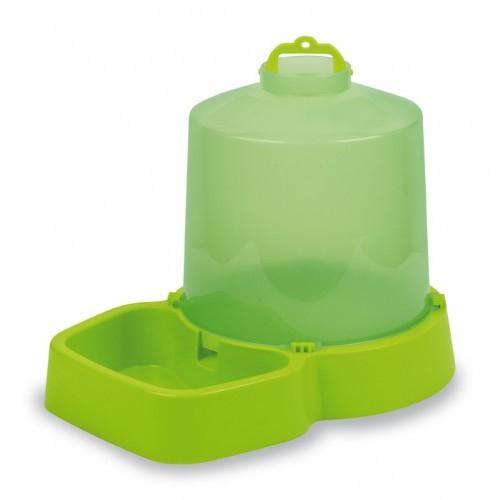 Bebedero para animales pequeños color Verde pistacho