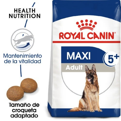 Royal Canin Maxi Adult 5   Mature