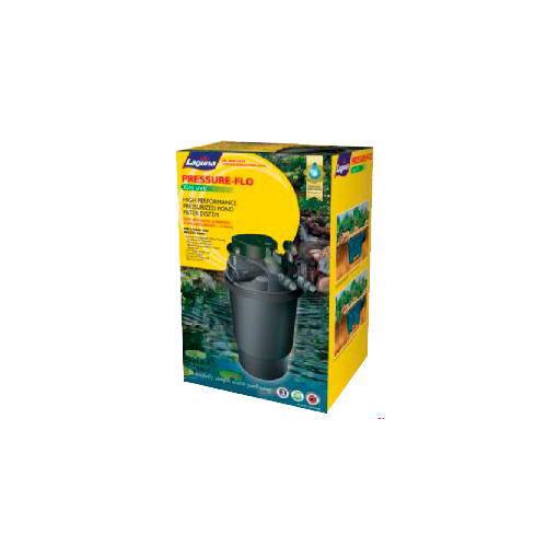 Filtro presurizado para estanque pressure flo 1400 for Filtro para estanque