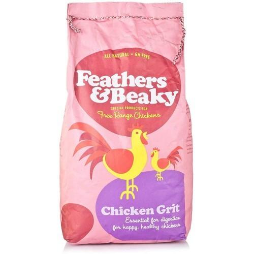 Arenilla para gallinas