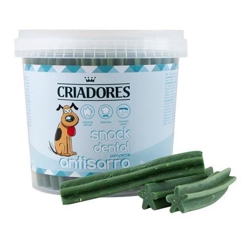 Snack Criadores Dental Antisarro