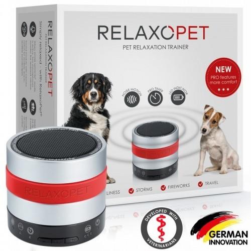 RelaxoPet PRO para perros color Rojo
