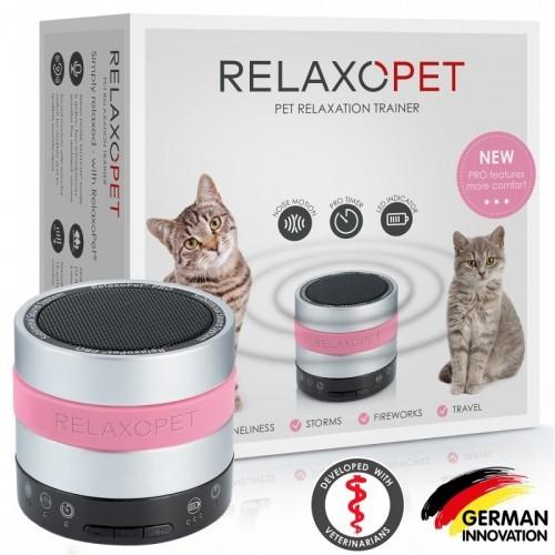 RelaxoPet PRO para gatos color Rosa