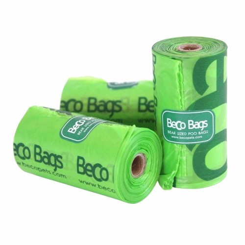 Bolsitas de excrementos biodegradables olor Natural
