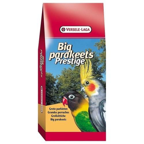 Mezcla Prestige para periquitos grandes sabor Natural