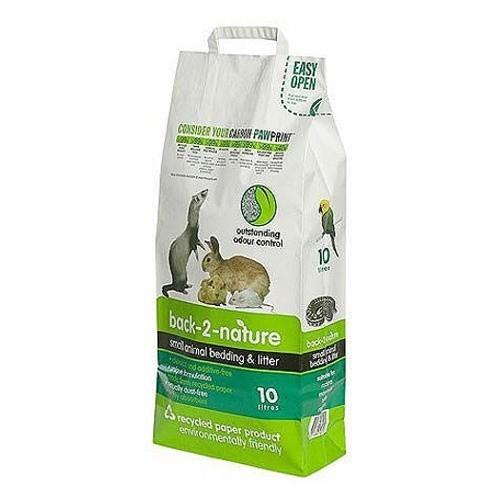 Back2Nature Lecho higiénico Ecológico para mascotas