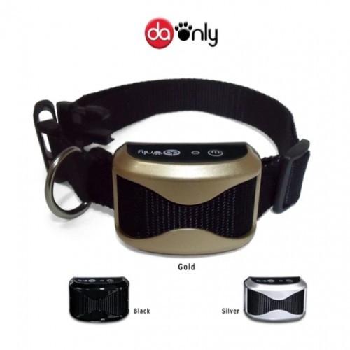 Collar adiestramiento automático Daonly para perros color Oro