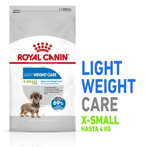 Royal Canin Light Weight Care X-Small
