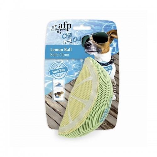 Limon juguete hidratante Afp Chill Out color Amarillo