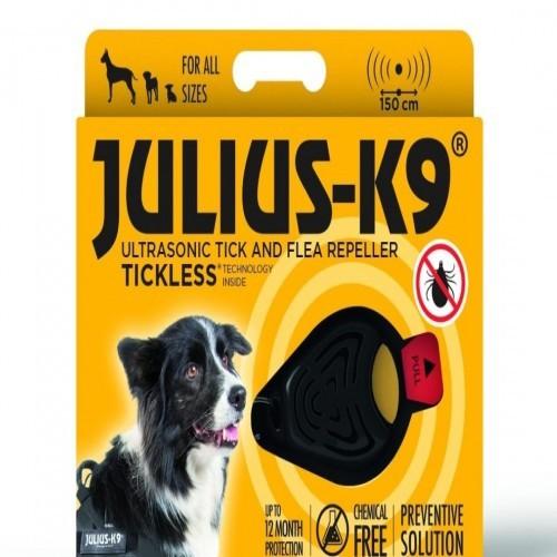 Repelente ultrasónico Julius K9  color Negro