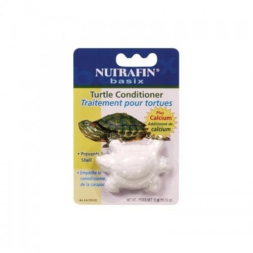 Bloque neutralizador Nutrafin para tortugas colo Blanco