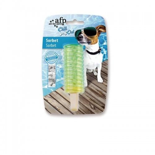 Helado de limón AFP Chill Out para perros color Amarillo