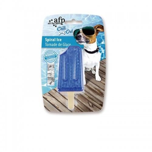 Helado arándanos Afp Chill Out para perros color Azul