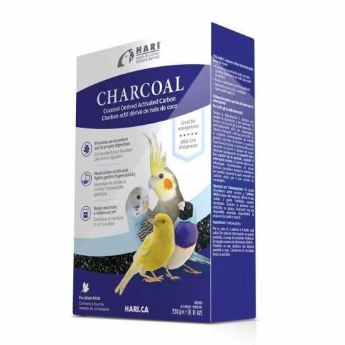 Carbón Hari para aves pequeñas sabor Natural