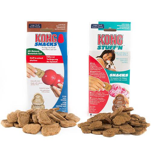 Kong galletas para rellenar Grandes