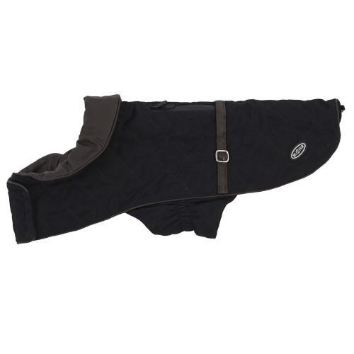 Abrigo fashion impermeable Kruuse Buster color Negro