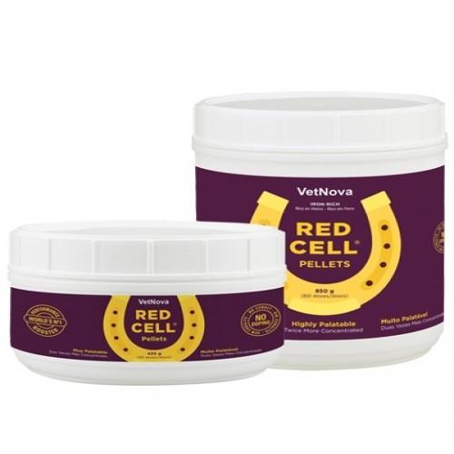 Electrolitos Red Cell Pellets para caballos