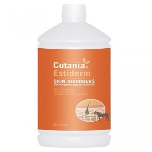 Suplemento dermatológico Cutania Estiderm para caballos