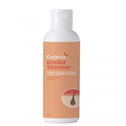 Champú dermatológico Cutania GlycOat Shampoo olor Neutro