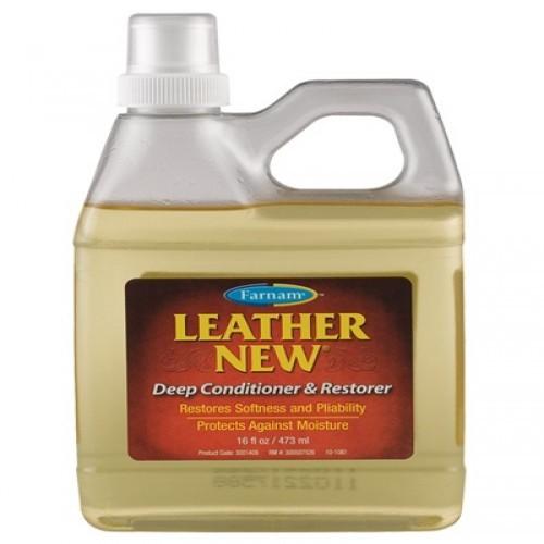 Aceite Leather New Conditioner para caballos color Incoloro