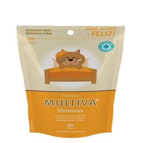 Suplemento Multiva Viramax para gatos