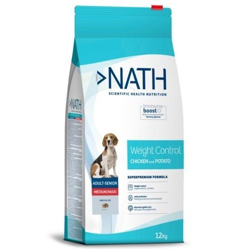 Pienso Nath Weight Control Adult-Senior Medium/Maxi
