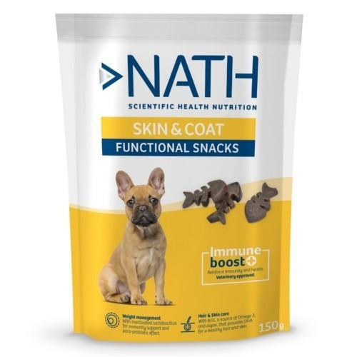 Snack Nath Skin & Coat para perros