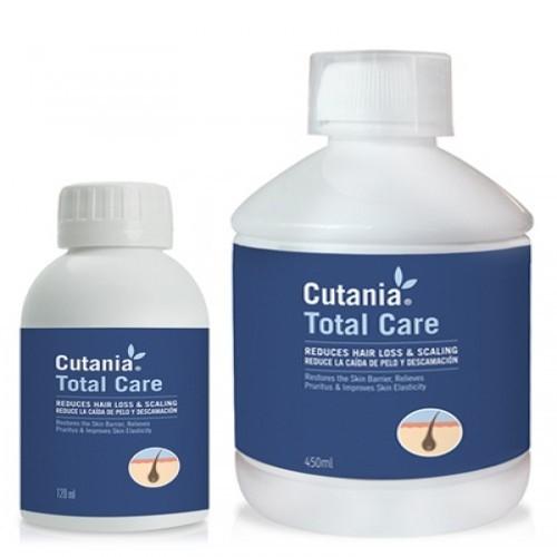Suplemento dermatológico Cutania Total Care 120 ml