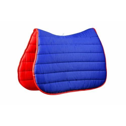 Sudadero reversible modelo Softie para todas las disciplinas color Azul Marino/Rojo