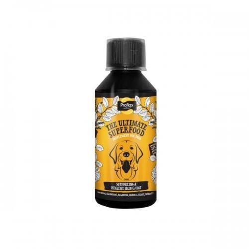 Aceite de linaza para piel y pelaje Proflax  sabor Natural
