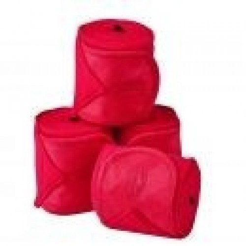 Pack de 4 vendajes Weatherbeeta color Rubí