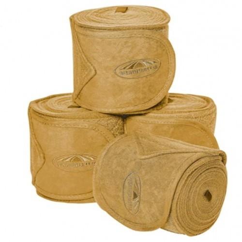 Pack de 4 vendajes Weatherbeeta color Mostaza