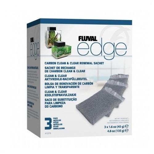 Bolsitas de carbón Fluval Edge
