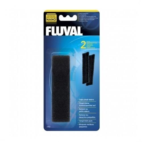 Accesorio para filto Fluval modelo Foamex Fino