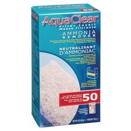 Eliminador de amonio Aquaclear Zeolita 50