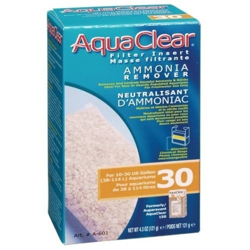 Eliminador de amonio Aquaclear Zeolita 30
